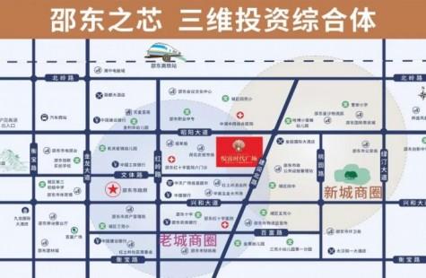 悦富时代广场